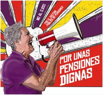 Izquierda-Ezkerra presenta una moción para la defensa del Sistema Público de Pensiones y la reversión de los recortes impuestos por PSOE y PP en 2011