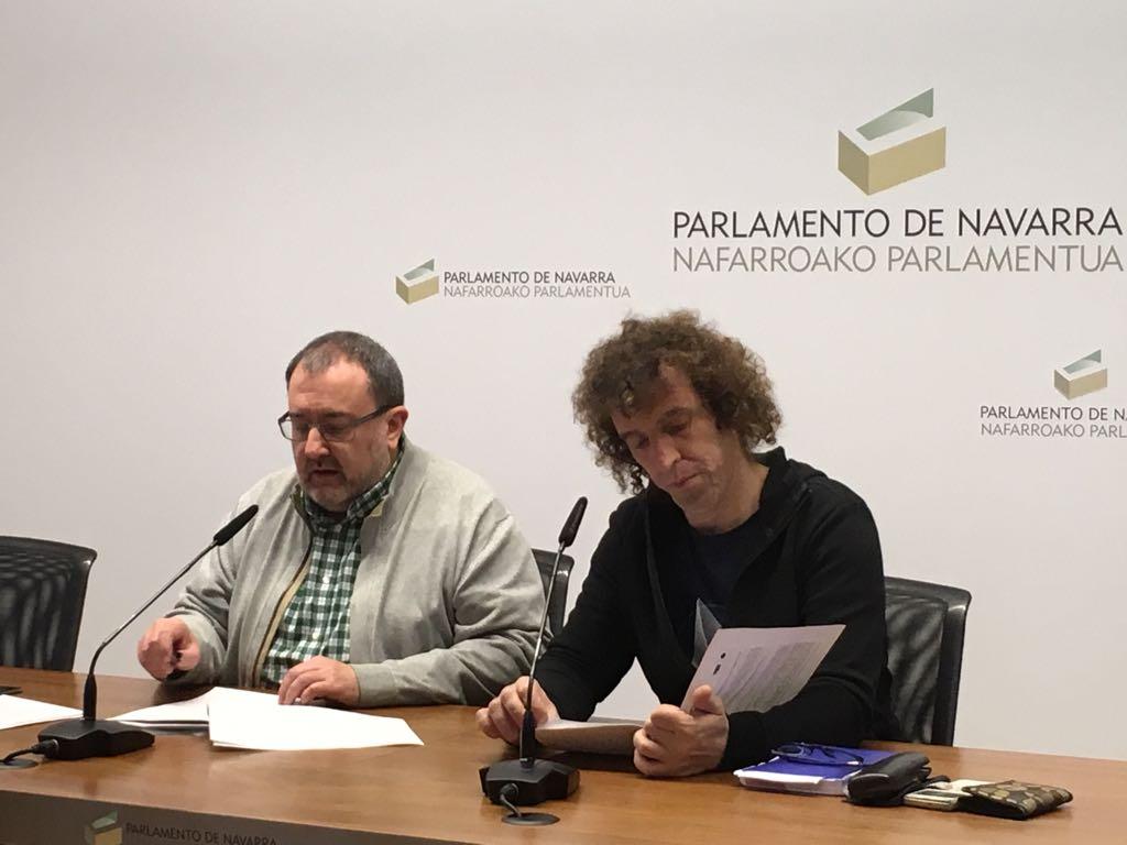Presentamos en el Parlamento una Proposición de Reforma Constitucional dirigida al Congreso de los Diputados para blindar el aumento anual de las pens