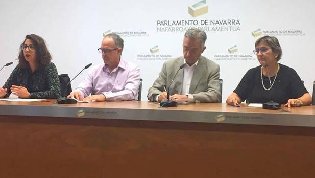"""Marisa de Simón exige al PSN que """"no actúe igual que el PPy apoye la PLF de Inversiones Financieramente Sostenibles"""