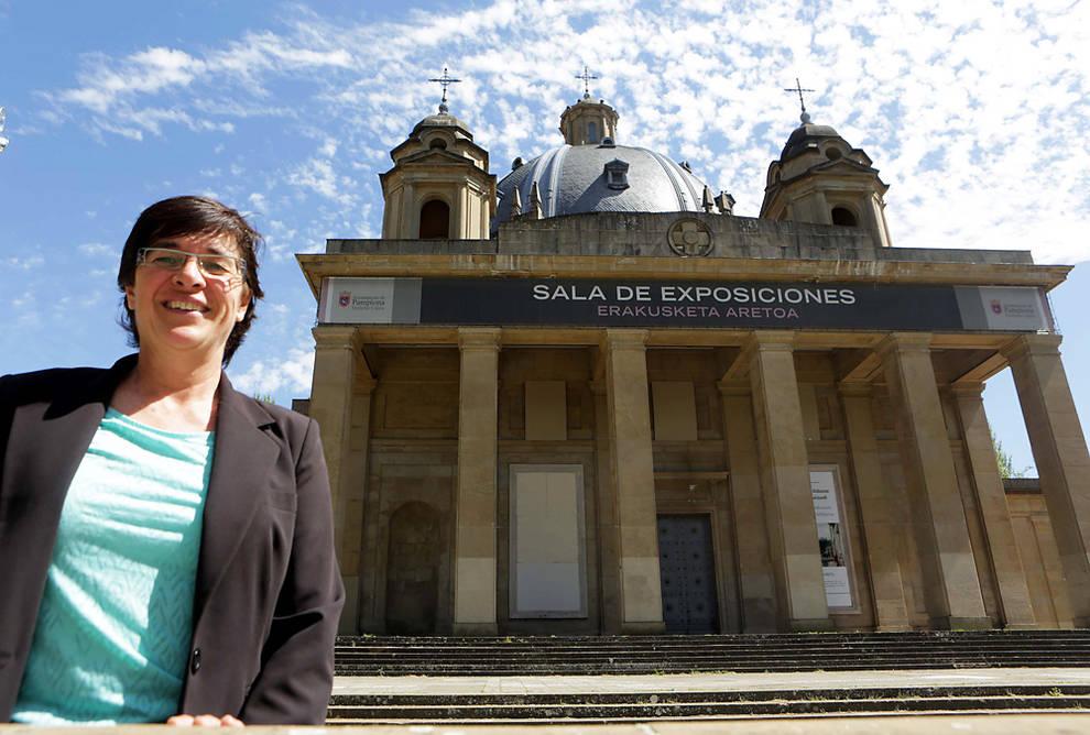 """Reversión del uso y clausura de la cripta del Monumento """"Navarra a sus muertos en la cruzada"""""""