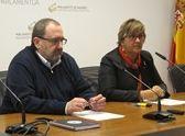 Izquierda-Ezkerra denuncia que el gobierno del PSOE se comporta como el del PP para impedir la ejecución íntegra de los 113 millones de inversiones so