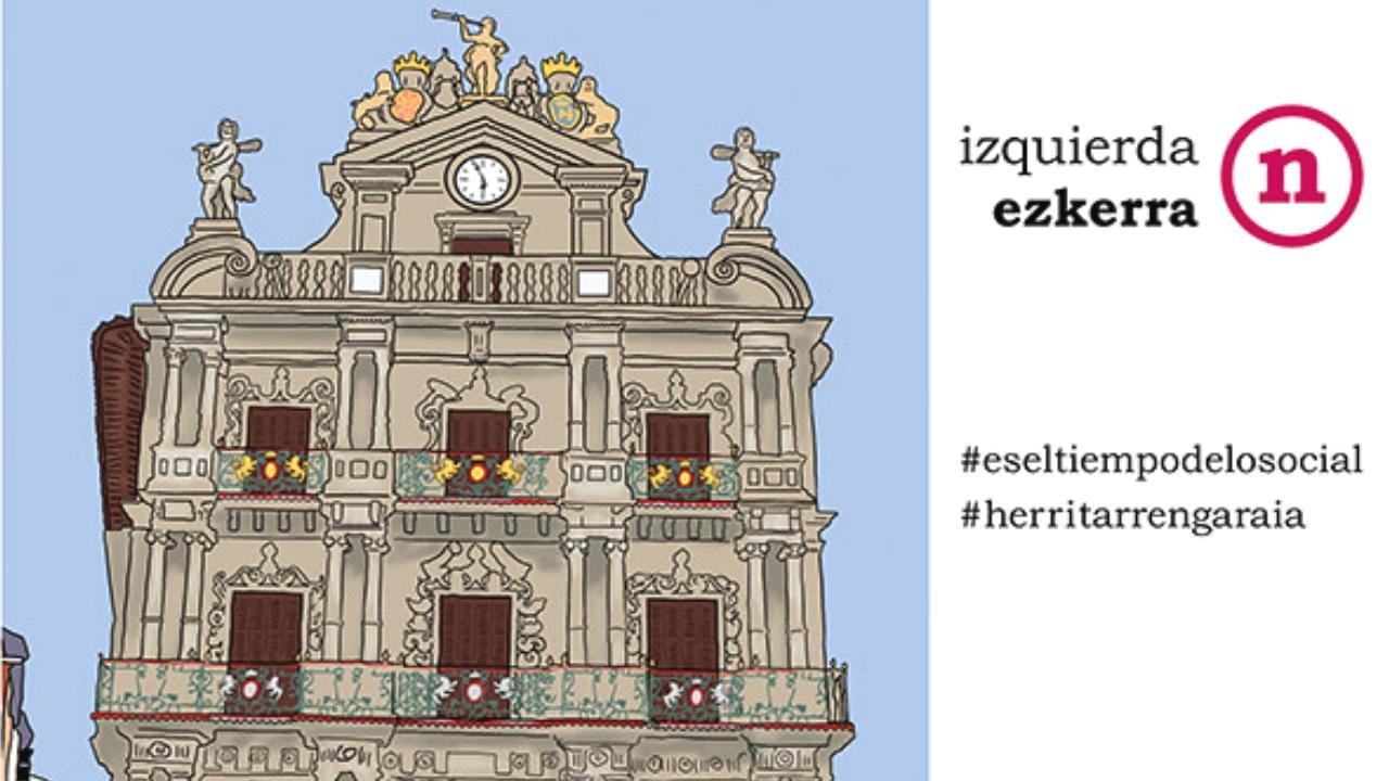 Valoración de Izquierda Ezkerra de los Presupuestos 2019 de Pamplona