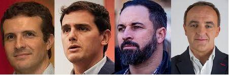 Izquierda-Ezkerra denuncia la retórica golpista del frente ultra contra el dialogo en Cataluña