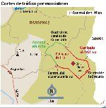 Izquierda-Ezkerra denuncia y rechaza las próximas maniobras militares del ejército del aire en las Bardenas Reales