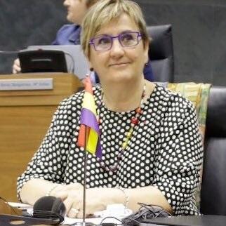 """Marisa de Simón dice que """"ahora toca avanzar en un acuerdo para el Gobierno de Navarra"""""""