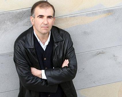 Intervención de Miguel Izu, en nombre de Izquierda-Ezkerra, en la  Conferencia Internacional de Paz celebrada en Donostia-San Sebastián