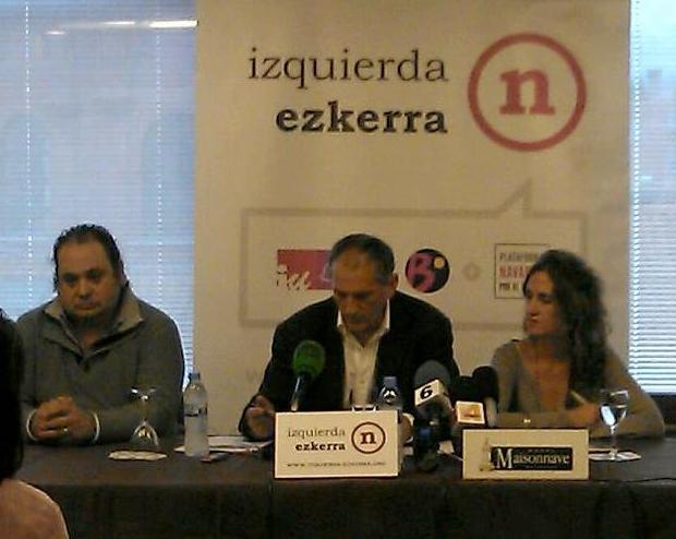Izquierda-Ezkerra defiende una propuesta inversora para crear empleo verde