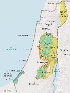 I-E rechaza la anexión de Cisjordania incluyendo el Valle del Jordán que Israel pretende llevar a cabo el próximo 1 de julio