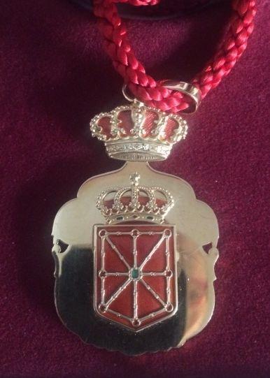 Izquierda-Ezkerra solicita la retirada de la Medalla de Oro de Navarra a Juan Carlos de Borbón