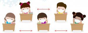 I-E propone 7 medidas para garantizar la seguridad sanitaria en las aulas durante todo el curso escolar