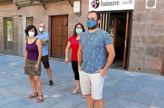 I-E pide explicaciones al alcalde de Tudela por el cobro de dietas.