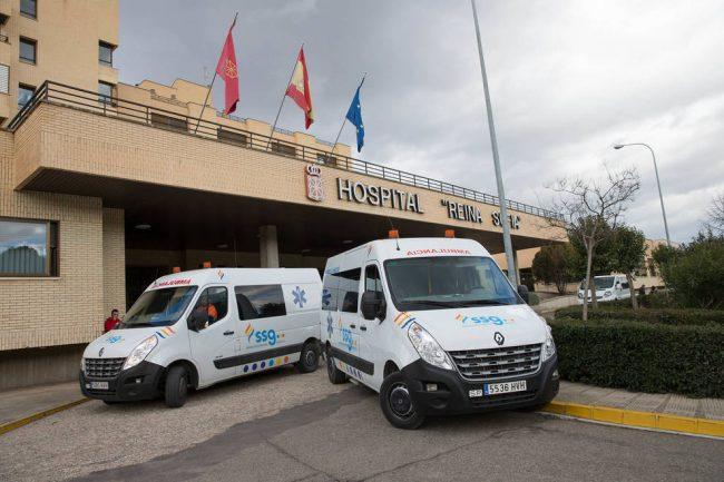 Izquierda Ezkerra insta al Gobierno de Navarra a solucionar los problemas del transporte sanitario en la Ribera, apostando por su gestión pública.