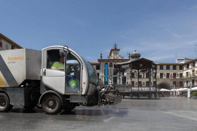 Sobre la decisión del Tribunal de Contratos en cuanto a la adjudicación de la limpieza viaria.
