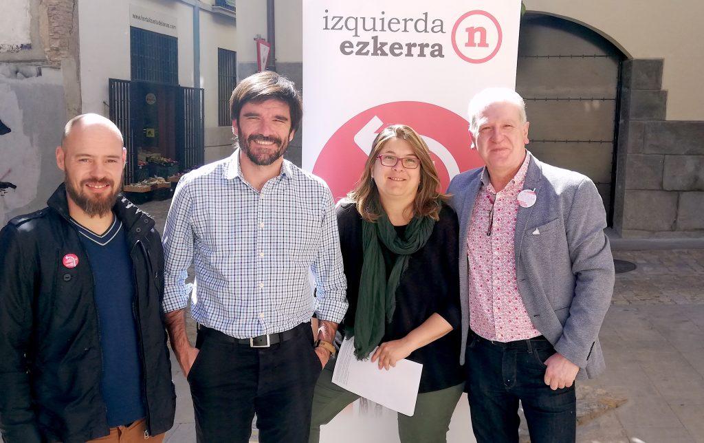 I-E Tudela recuperará San Nicolás y Santa María para el tejido productivo, cultural y turístico de la ciudad