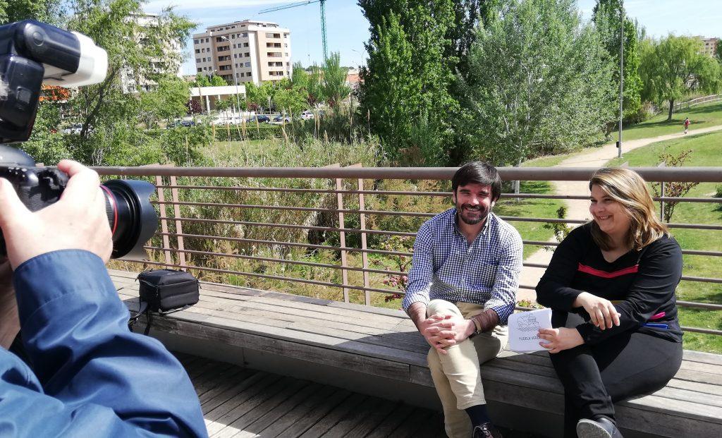La 'Tudela Verde' que propone I-E generará un nuevo Eje del Ebro y contará con un protocolo para combatir la contaminación