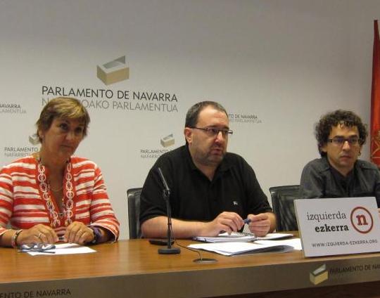 Izquierda-Ezkerra plantea aumentar en 142 millones el presupuesto para no retroceder en gasto e inversión social y medioambiental