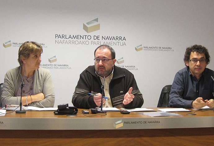 Izquierda-Ezkerra llama a la movilización masiva y contundente ante los recortes en Navarra