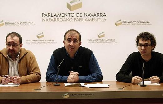 I-E critica la propuesta del Gobierno de Navarra sobre la ley de transparencia