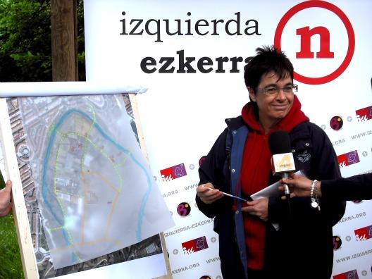 Arantzadi: Gastar dinero que no tenemos, en obras que no necesitamos