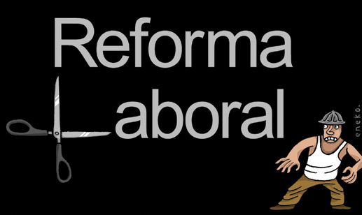 Izquierda-Ezkerra apoya las movilizaciones convocadas para exigir la retirada de la reforma laboral