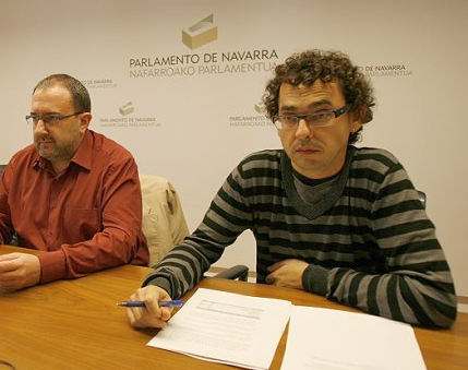 I-E: Roberto Jiménez hace el discurso de Esperanza Aguirre respecto a los trabajadores públicos