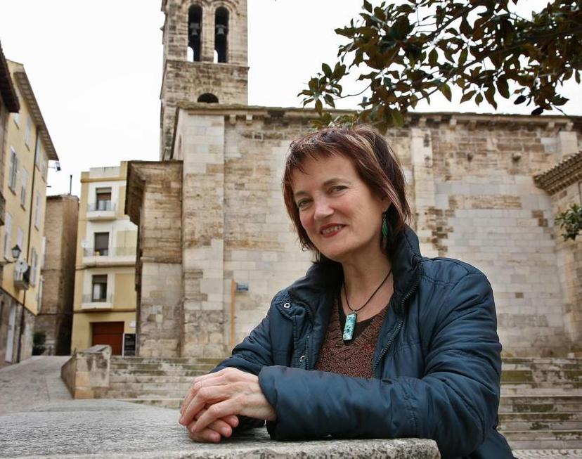 Intervención de Milagros Rubio en la Asamblea abierta de Izquierda-Ezkerra en Tudela