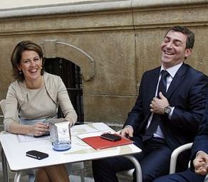 Izquierda-Ezkerra emplaza al PSN a romper el pacto de gobierno si UPN apoya la reforma laboral