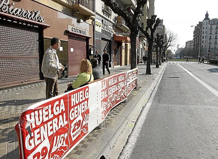 El 29M ha expresado el rechazo masivo de la sociedad navarra a la reforma laboral