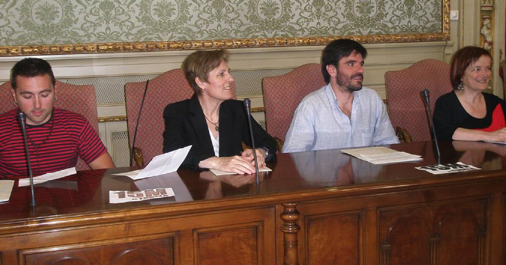 Izquierda-Ezkerra de Tudela contra los recortes en sanidad