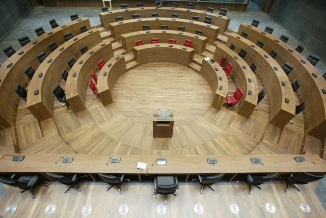 I-E presenta una enmienda a la totalidad con texto alternativo a la Ley de Transparencia