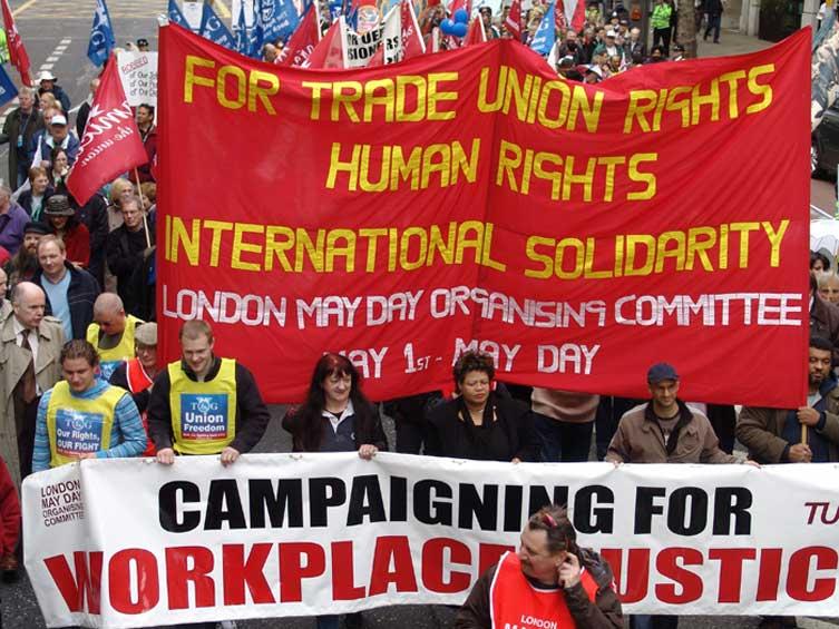 Izquierda-Ezkerra llama a las y los trabajadores a participar en el 1º de Mayo