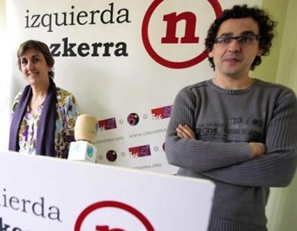 IZQUIERDA-EZKERRA CRITICA LA TARDANZA DE ASUNTOS SOCIALES EN LA PRESENTACIÓN DEL PLAN DE INCLUSIÓN SOCIAL Y EL PLAN DE MINORÍAS ÉTNICAS