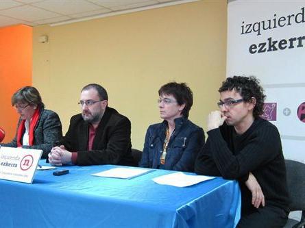 Izquierda-Ezkerra organiza talleres sobre servicios públicos, vivienda y final de ETA