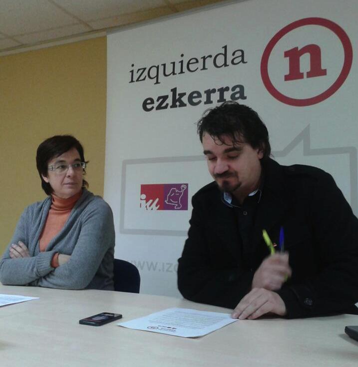 Izquierda-Ezkerra de Pamplona/Iruña no apoyará los presupuestos de UPN para el 2013