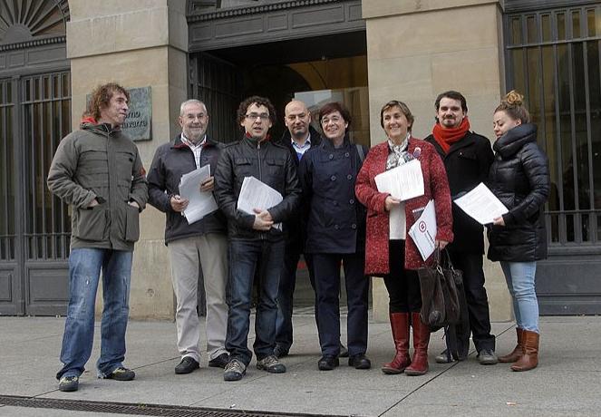 Izquierda-Ezkerra rechaza el traslado de Donapea porque genera desigualdades