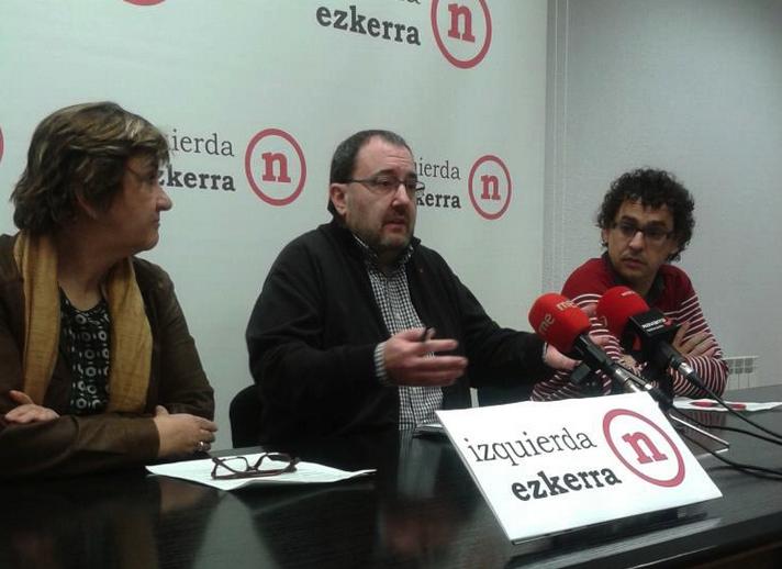 Izquierda-Ezkerra advierte de un 2013 crítico y decisivo frente al austericidio