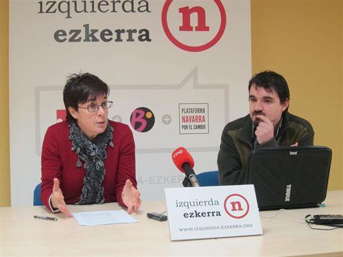 Izquierda-Ezkerra de Pamplona propone 13 medidas para generar confianza