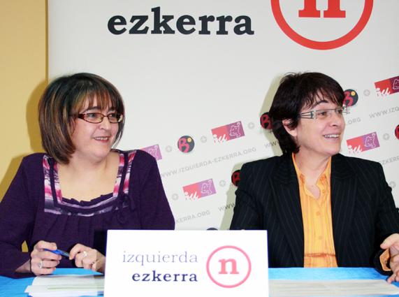 Izquierda-Ezkerra propone reforzar las unidades de servicios sociales de Pamplona y ampliar los horarios de las bibliotecas