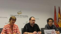 Izquierda-Ezkerra propone crear comarcas y eliminar las mancomunidades en el nuevo mapa local
