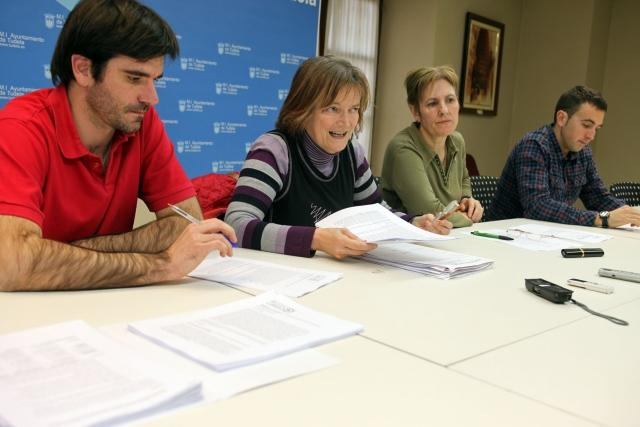 Moción del grupo municipal de I-E de Tudela sobre la paga extra de diciembre