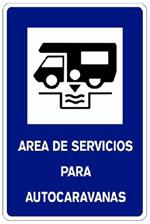 Ruego; Área autocaravanas