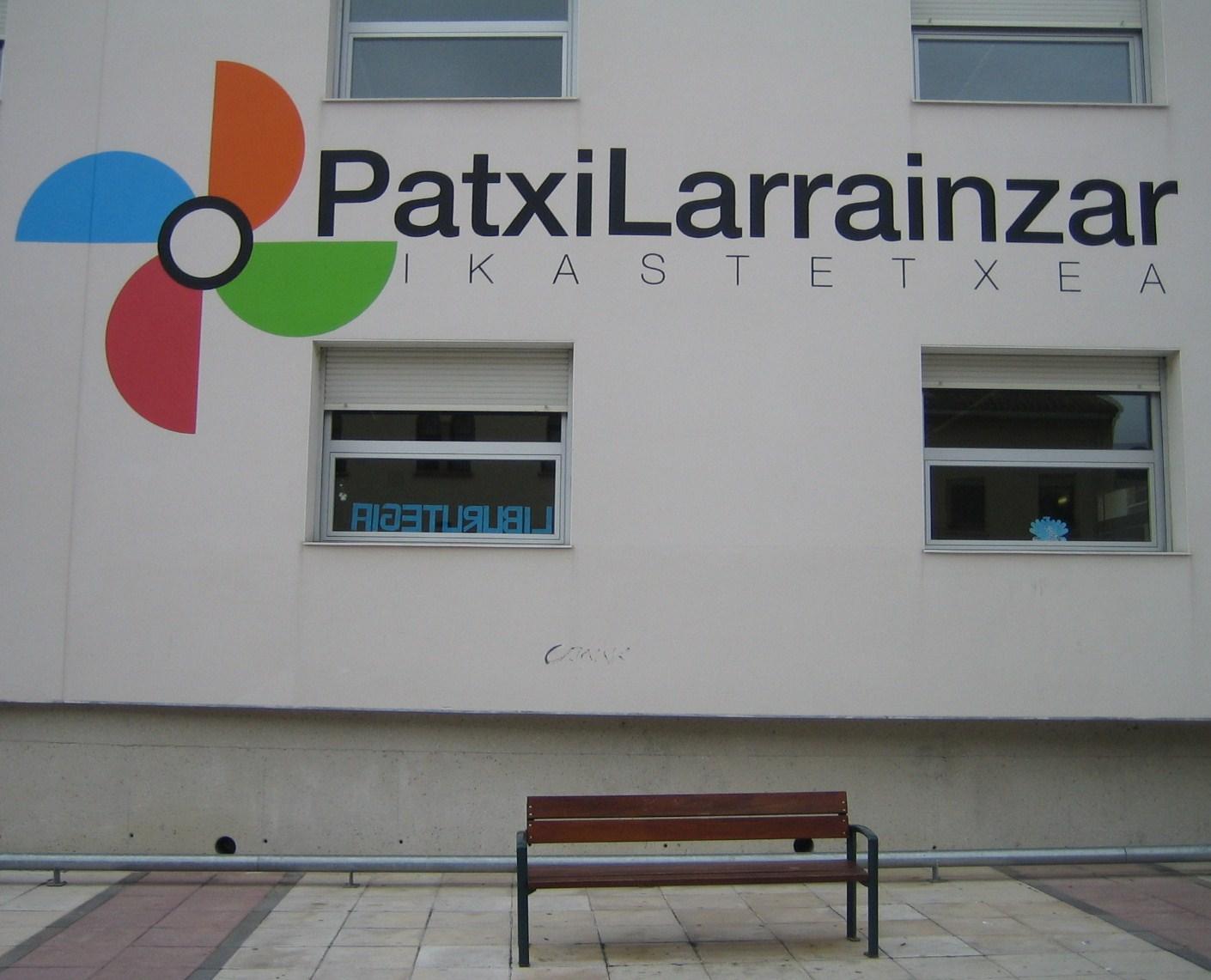 Ruego; Patxi Larrainzar
