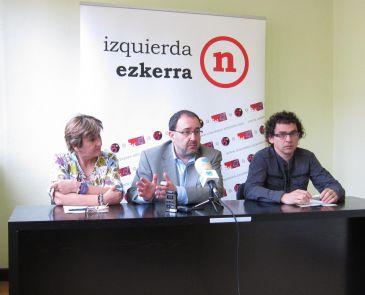 Izquierda-Ezkerra cree necesario reducir la precariedad laboral en el sector de atención a la dependencia