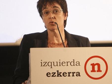 Izquierda-Ezkerra aboga por dejar atrás los años de UPN con un modelo  transformador y de izquierdas