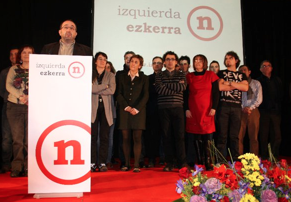 Izquierda-Ezkerra defiende que es fundamental impulsar la economía solidaria desde las instituciones