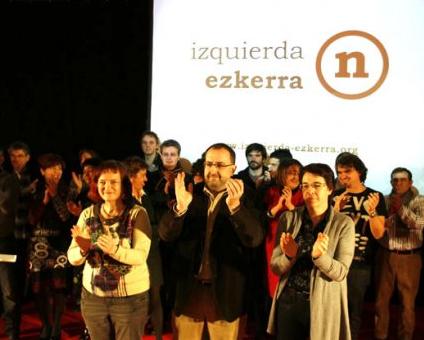 Izquierda-Ezkerra quiere una campaña transparente en la que no se oculten las verdaderas intenciones de los partidos