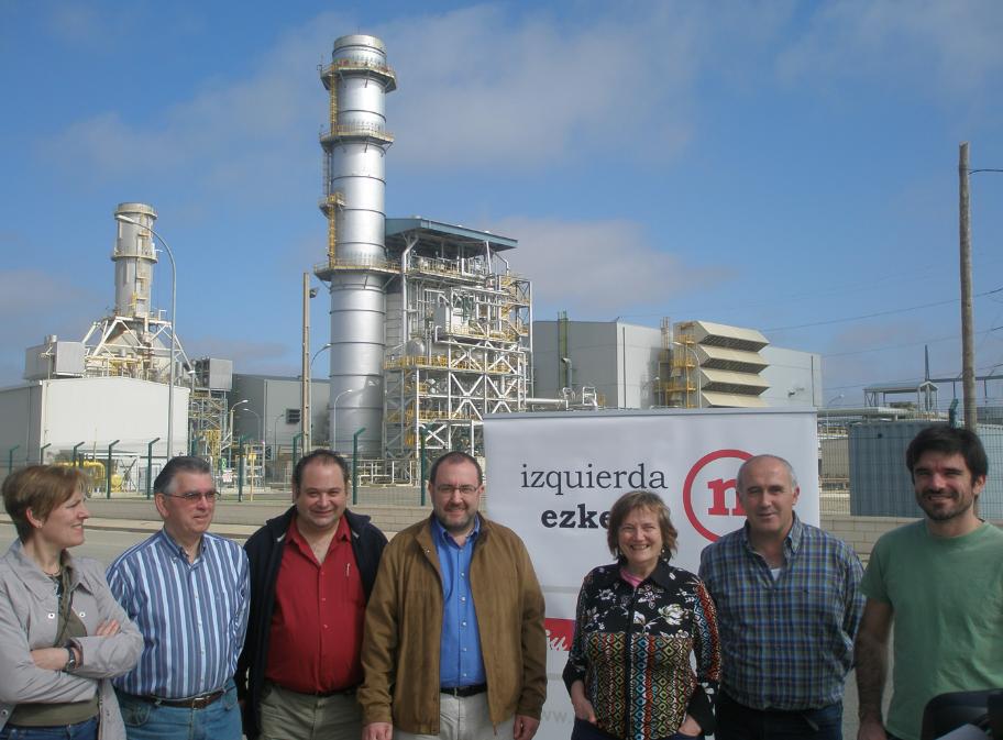 Izquierda-Ezkerra propone reducir el 20% de emisiones de gases con efecto invernadero en 2020