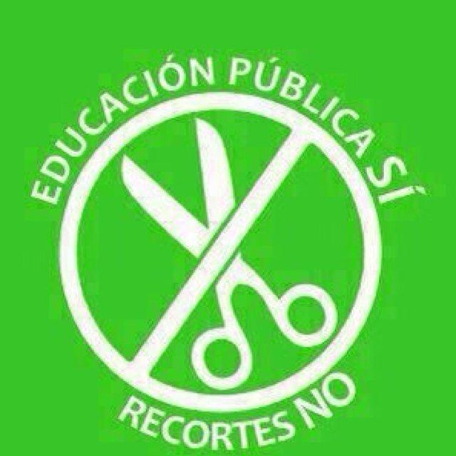 Apoyamos y secundamos las movilizaciones de educación contra la LOMCE y en defensa de la enseñanza pública