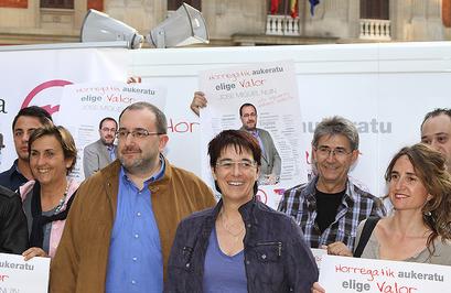 Izquierda-Ezkerra pide para Navarra un plan estratégico de cultura