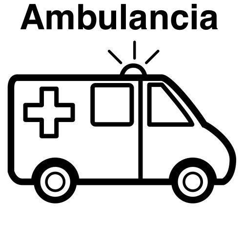 Declaración Institucional de apoyo a los trabajadores de ambulancias